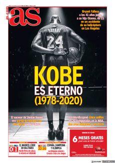 KOBE ES ETERNO (1978-2020)
