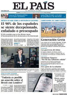 EL 90% DE LOS ESPAÑOLES SE SIENTE DECEPCIONADO, ENFADADO O PREOCUPADO