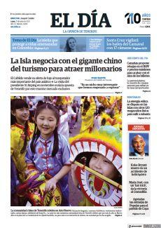 LA COMUNIDAD CHINA DE TENERIFE CELEBRA SU AÑO NUEVO.