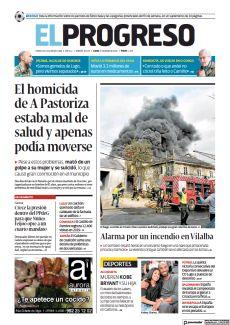 EL HOMICIDA DE A PASTORIZA ESTABA MAL DE SALUD Y APENAS PODÍA MOVERSE