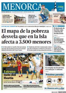 EL MAPA DE LA POBREZA DESVELA QUE EN LA ISLA AFECTA A 3.500 MENORES