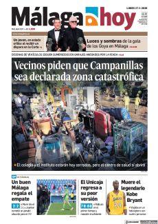 VECINOS PIDEN QUE CAMPANILLAS SEA DECLARADA ZONA CATASTRÓFICA